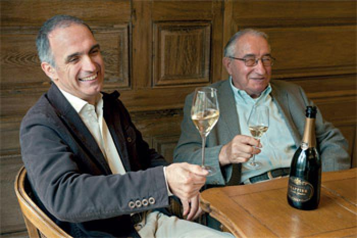 Champagne Drappier - Pinot specialists for 200 years