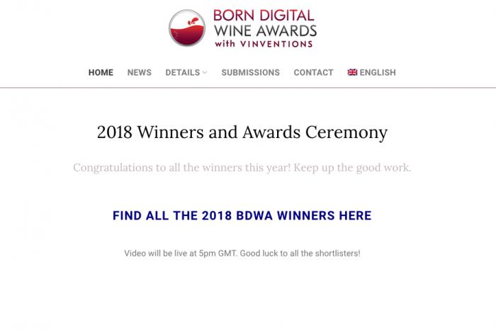 Born Digital Awards