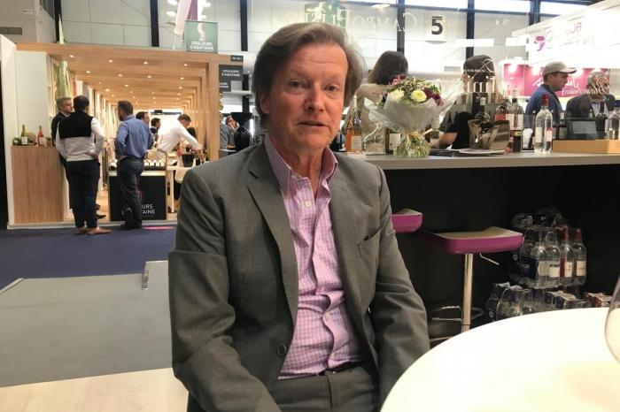 François Lurton at Vinexpo
