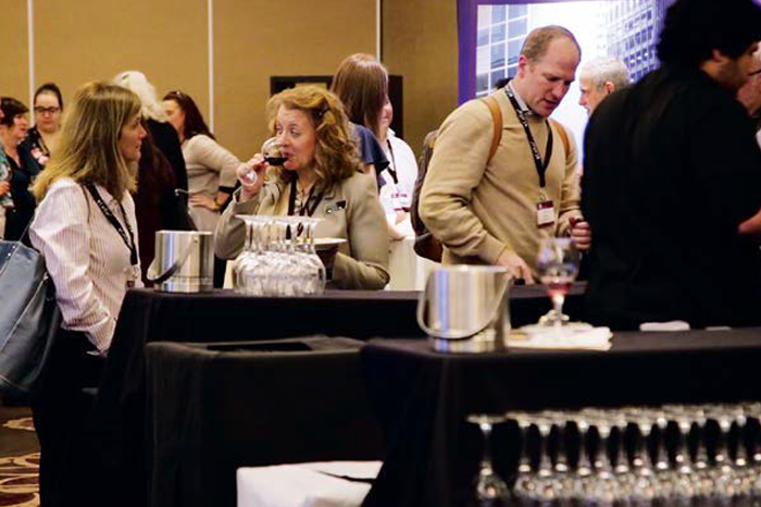 The Direct to Consumer (DtC) Wine Symposium held in January.