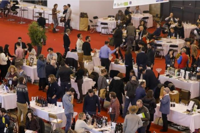 Millésime Bio, the French organic wine fair