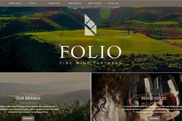 Folio FIne Wine Partners is based in California.