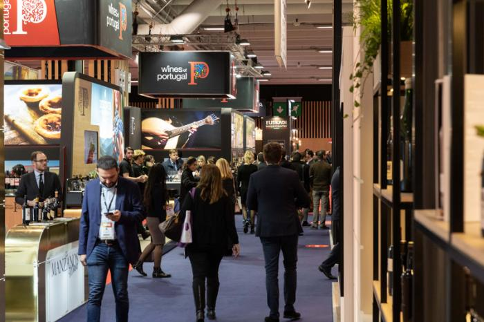 Combined Vinexpo and Wine Paris event in February 2020