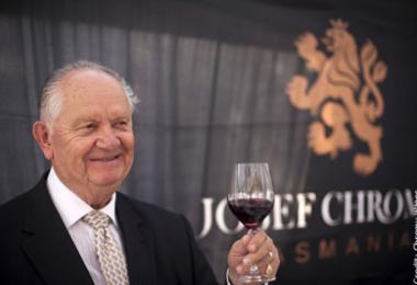 Josef Chromy Wines: Balance in the Cool South