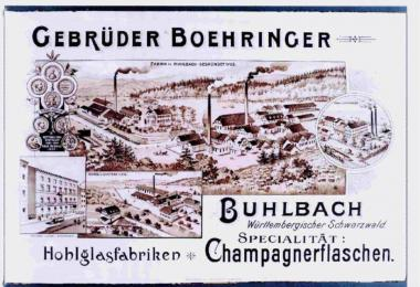 An old Buhlbacher label