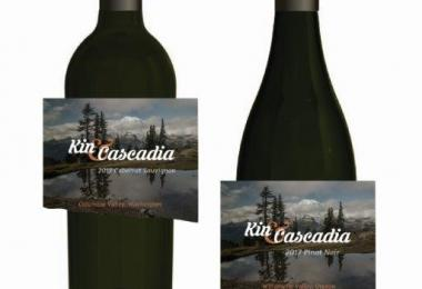 The design for Kin & Cascadia