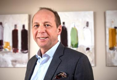 Antoine Leccia, CEO of AdVini