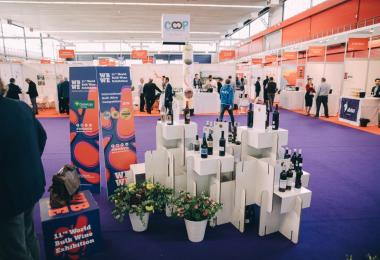 The World Bulk Wine Exhibition, Amsterdam