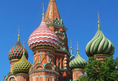 Saint Basil's Cathedral, Moscow,Photo by Anastasiya Romanova on Unsplash