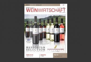 Weinwirtschaft is Germany's most widely-read wine trade magazine