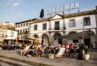 Sogrape's The Sandeman Hostel in Porto