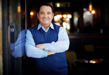 Chris Indelicato, CEO, Delicato Family Wines