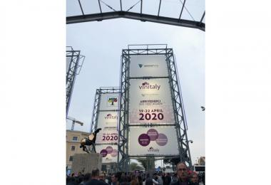 Italian wine fair Vinitaly will take place in June 2021.