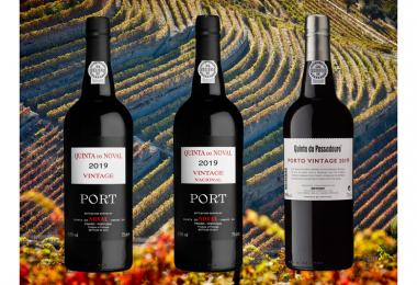 Quinta do Noval's new Vintage Ports